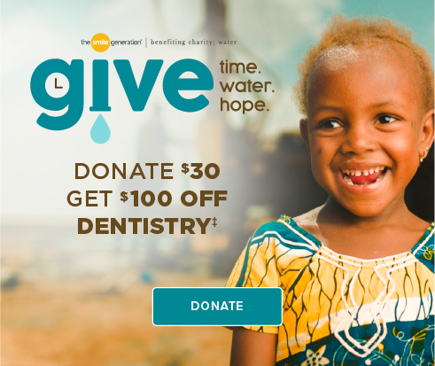 Donate $30, Get $100 Off Dentistry - Morton Ranch Smiles  Dentistry